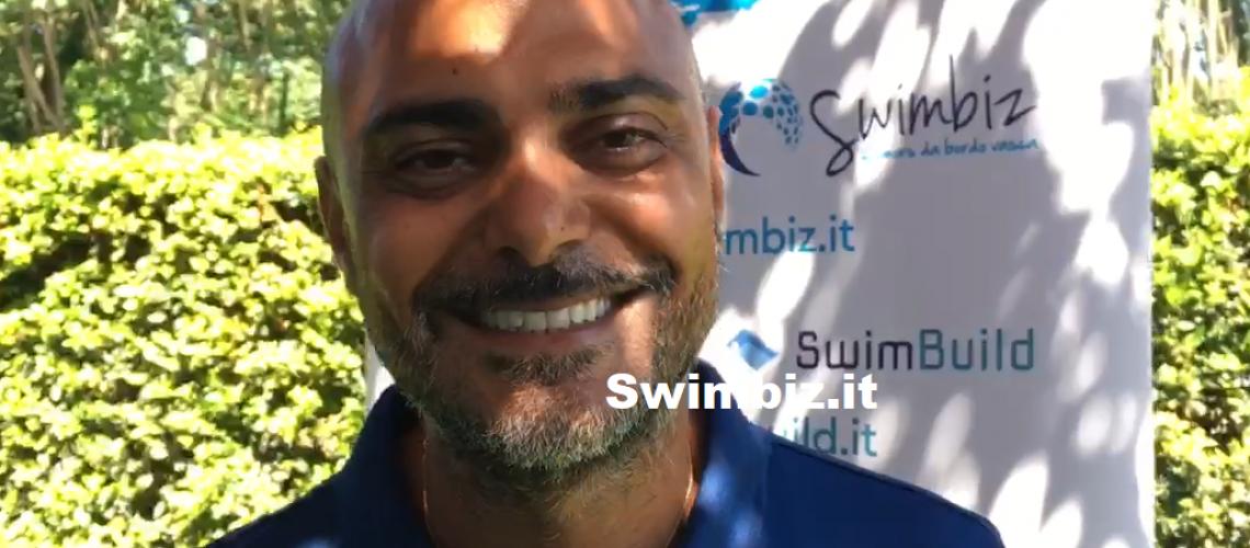 Christian Minotti a Swimbiz