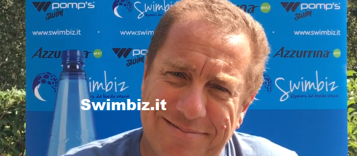 Claudio Rossetto a Swimbiz