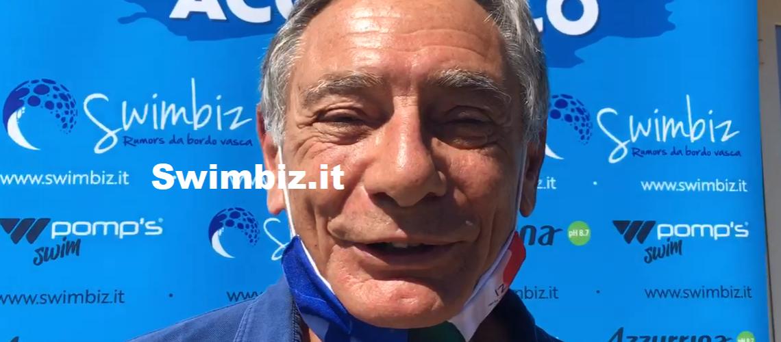 Claudio Tomasi al Flash Acquatico
