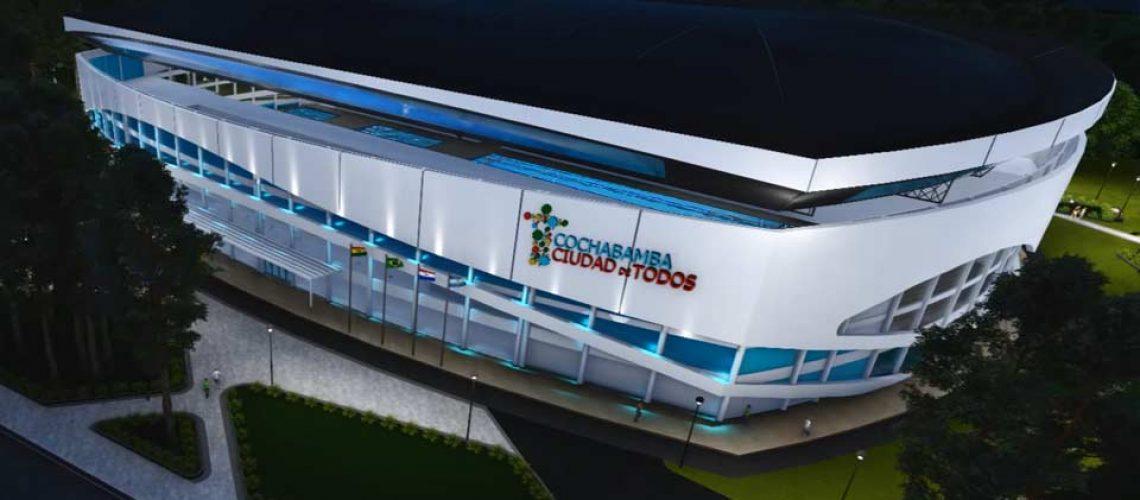 Cochabmaba ospiterà nel 2018 i Giochi Sudamericani