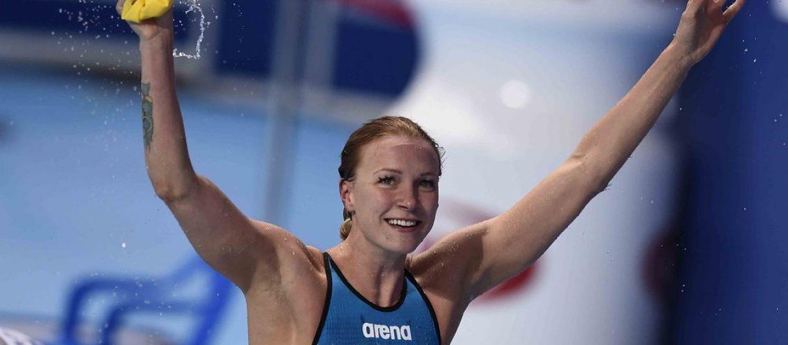 Sarah Sjostrom, olimpionica svedese