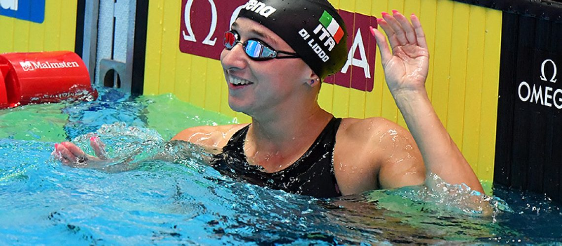 Gwangju South Korea 26/07/2019 Swimming  18th FINA World Aquatics Championships Nambu University Aquatics Center  Photo © Andrea Staccioli / Deepbluemedia / Insidefoto