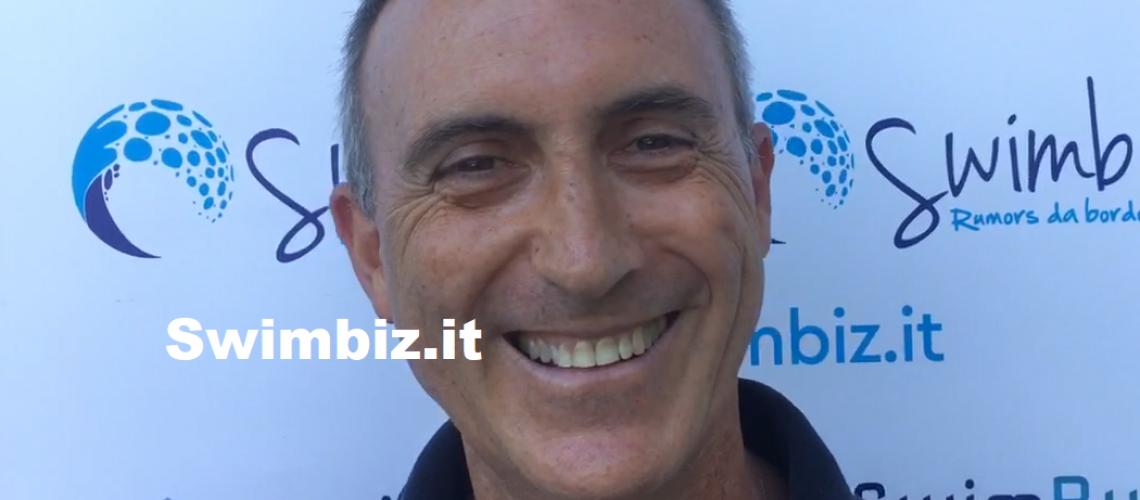 Emanuele Sacchi a Swimbiz