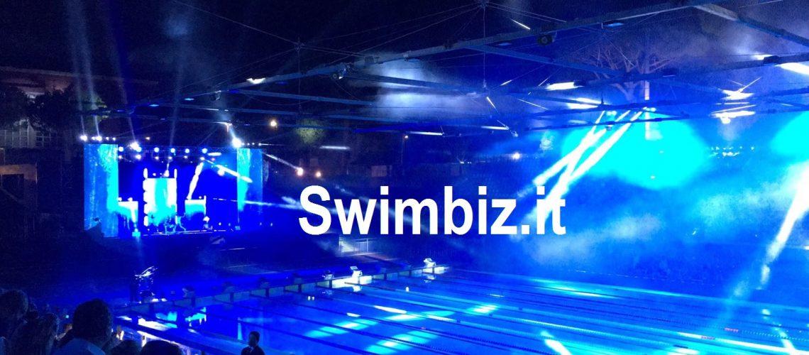 Energy for Swim al Foro Italico di Roma