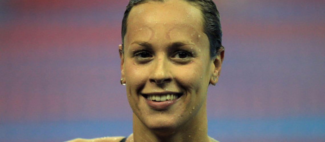 Federica Pellegrini, olimpionica azzurra