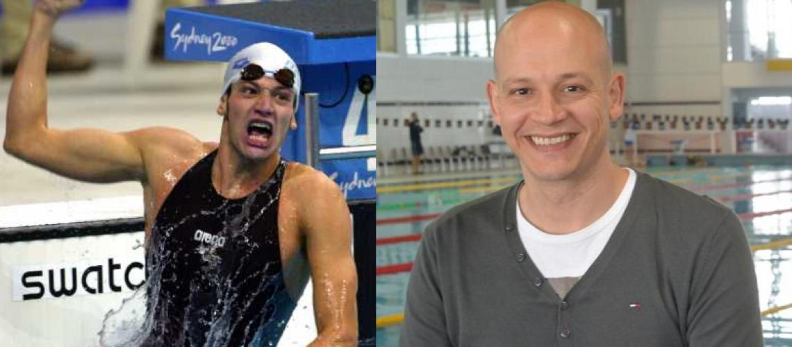 Dmenico Fioravanti, 40 anni, due ori olimpici