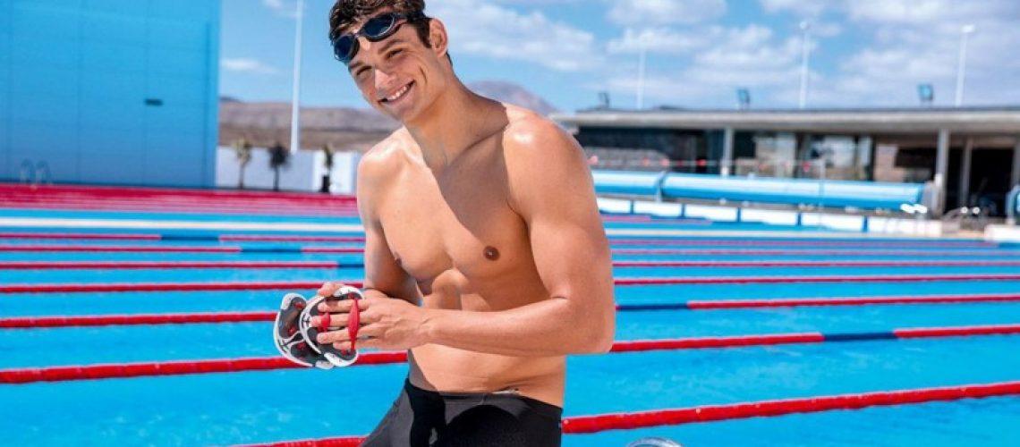 Florent Manaudou, oro olimpico nei 50 stile a Londra 2012