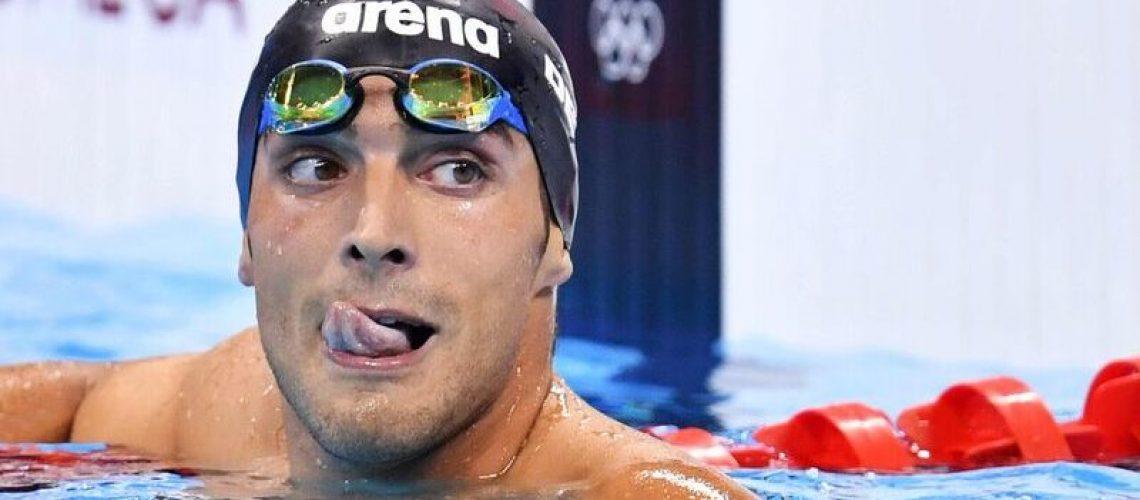Gabriele Detti, campione mondiale e bronzo olimpico