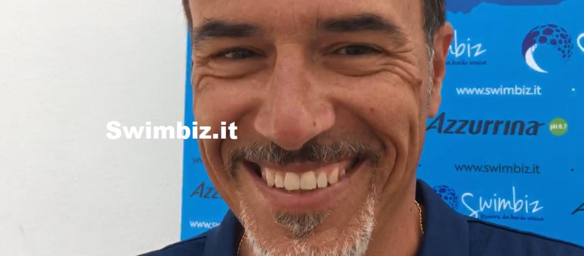 Gianluca Belfiore a Swimbiz