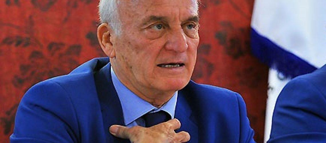 Gianni Lonzo, oro olimpico col Settebello e oggi dirigente Fina