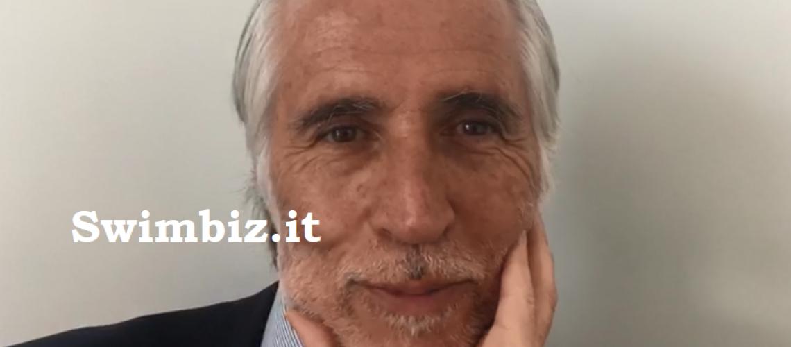 Giovanni Malagò, Presidente del Coni, a Swimbiz.it