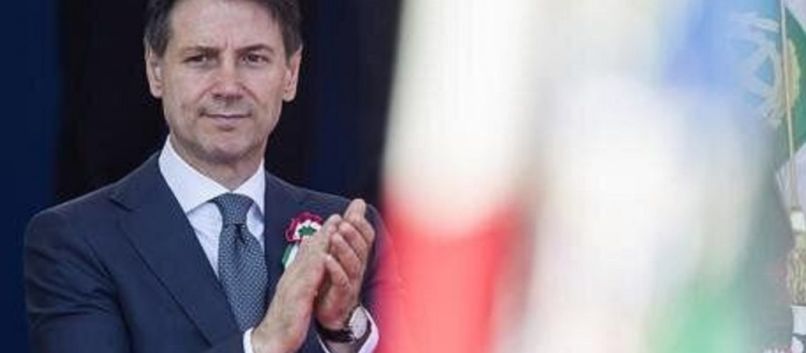 Il Premier Giuseppe Conte