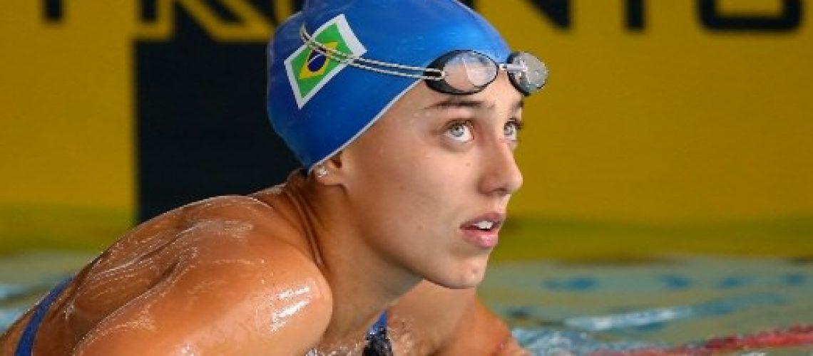 Larissa Oliveira, nazionale brasiliana