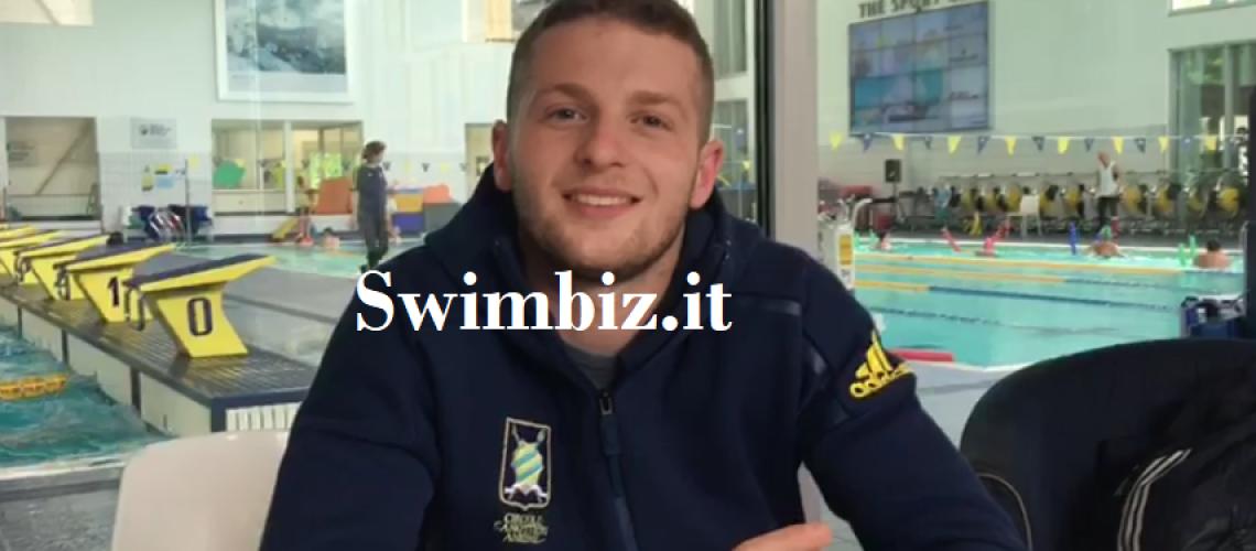 Lorenzo Marsaglia, trampolinista azzurro