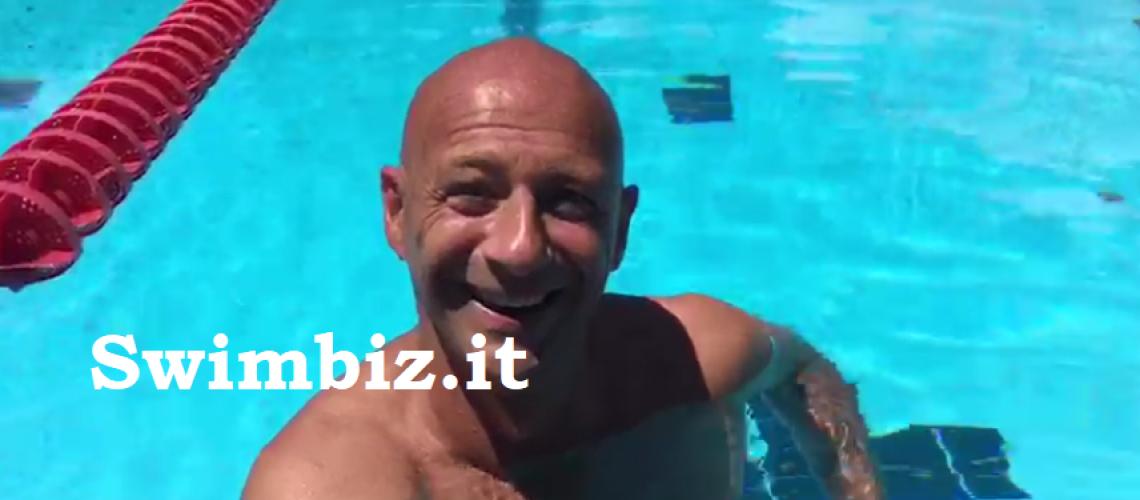 Luca Sacchi a Swimbiz.it