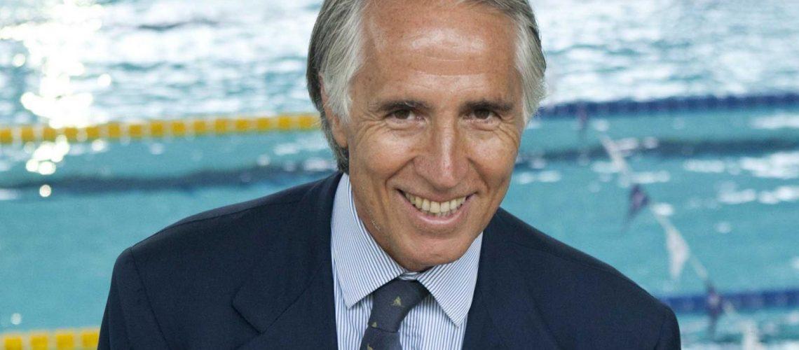 Giovanni Malagò, Presidente del Coni e Presidente Onorario del Circolo Canottieri Aniene