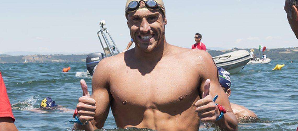 Mario Sanzullo, fondista azzurro