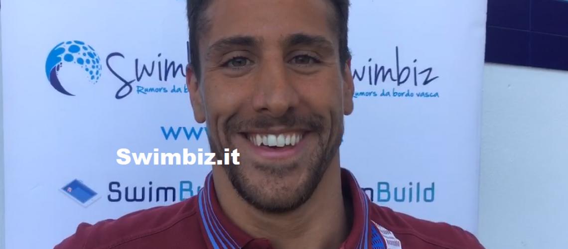 Mario Sanzullo a Swimbiz