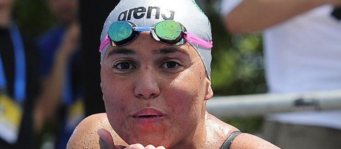 Martina Grimaldi, campionessa azzurra di fondo
