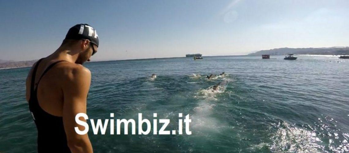 Gregorio Paltrinieri, 4° nella Len Cup di fondo a Eilat e Oro in acque libere alle Universiadi di Taipei