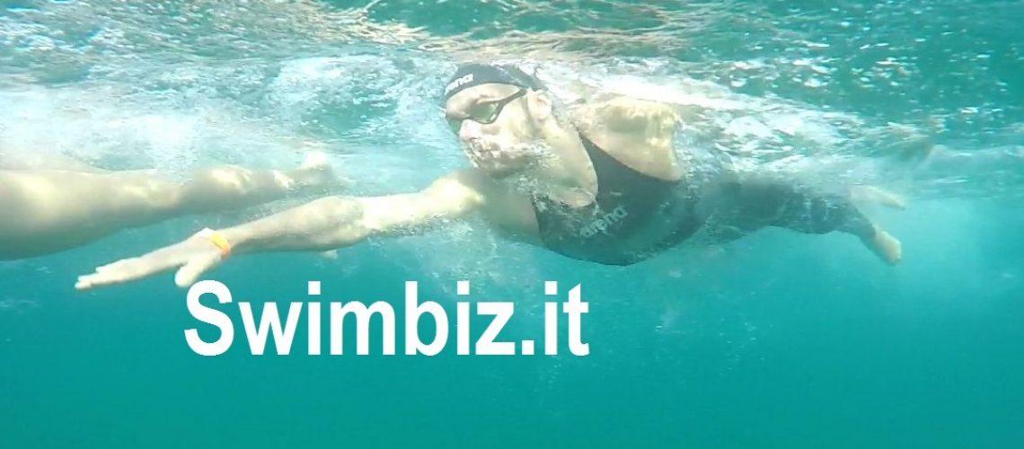 Gregorio Paltrinieri in acque libere
