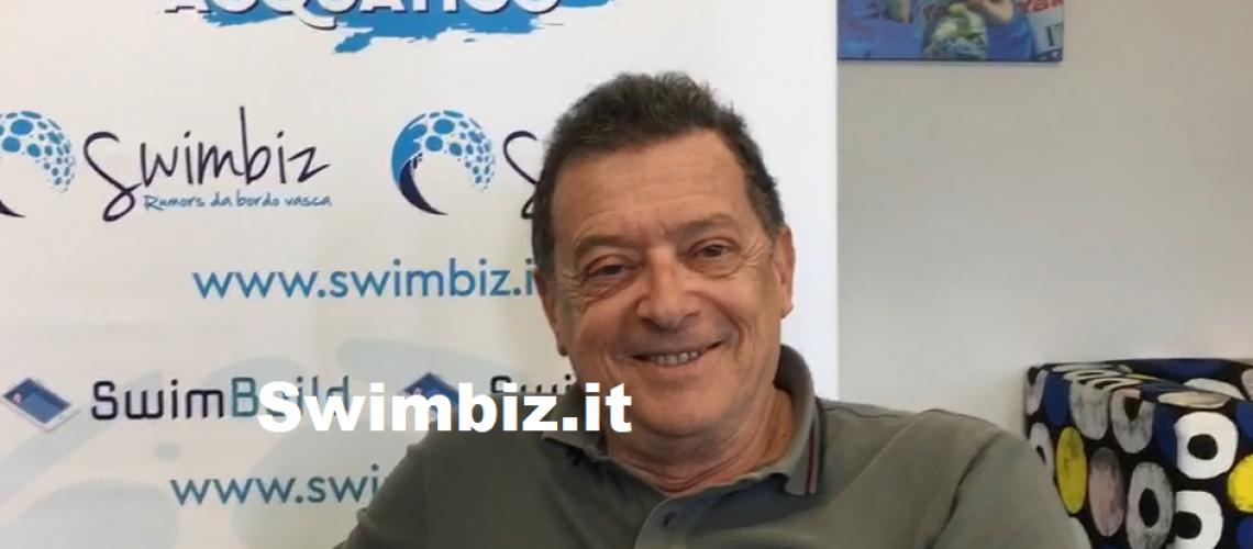 Il Dottor Paolo Benini a Swimbiz
