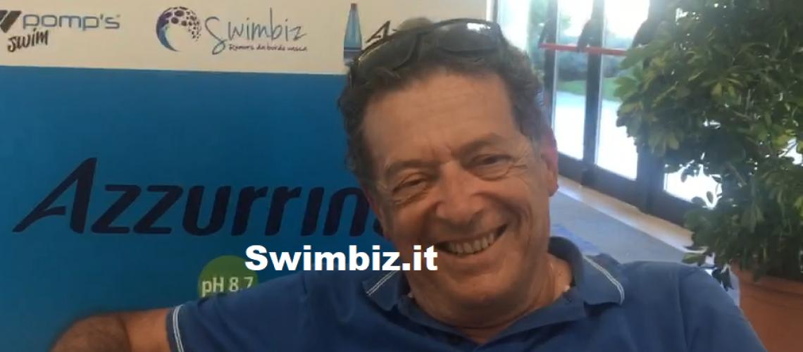 Paolo Benini a Swimbiz