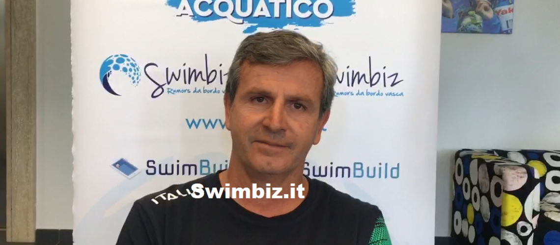 Paolo Zizza a Swimbiz