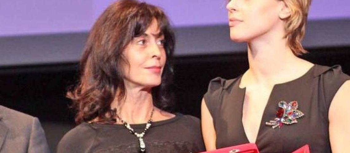 Federica Pellegrini e Isabella Sollazzi Castagnetti
