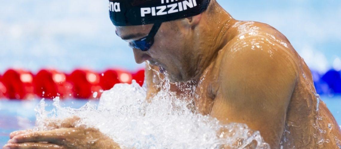 Luca Pizzini, bronzo europeo 200 rana