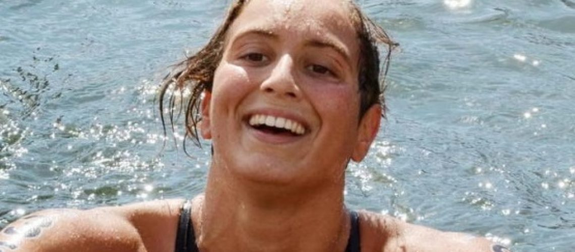 Rachele Bruni, campionessa azzurra di fondo