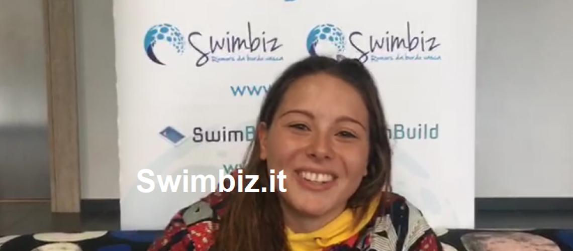 Roberta Circi al Flash Acquatico di Swimbix