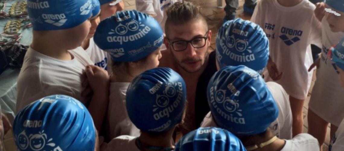 Simone Ruffini a Napoli per Acquamica