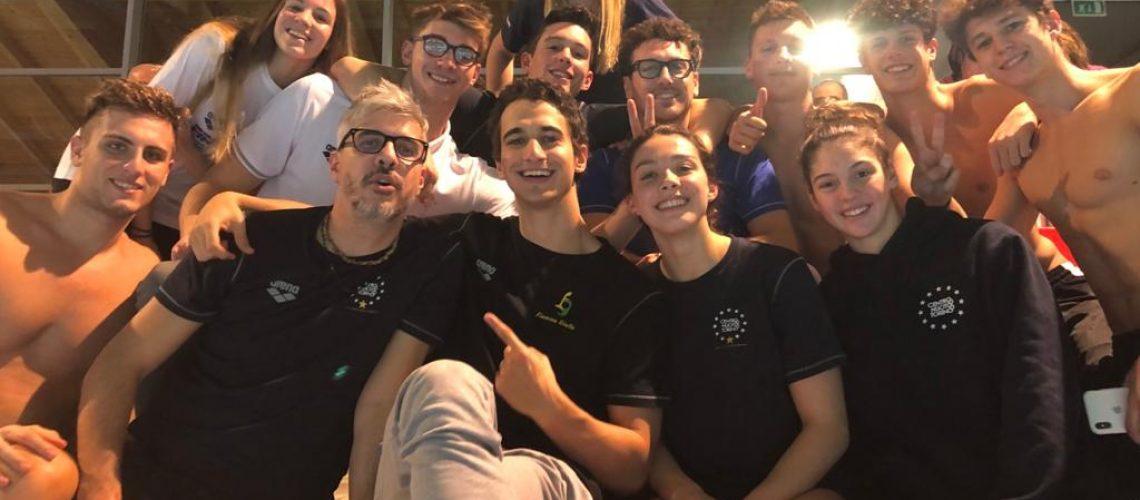 Il gruppo di Antonio Satta