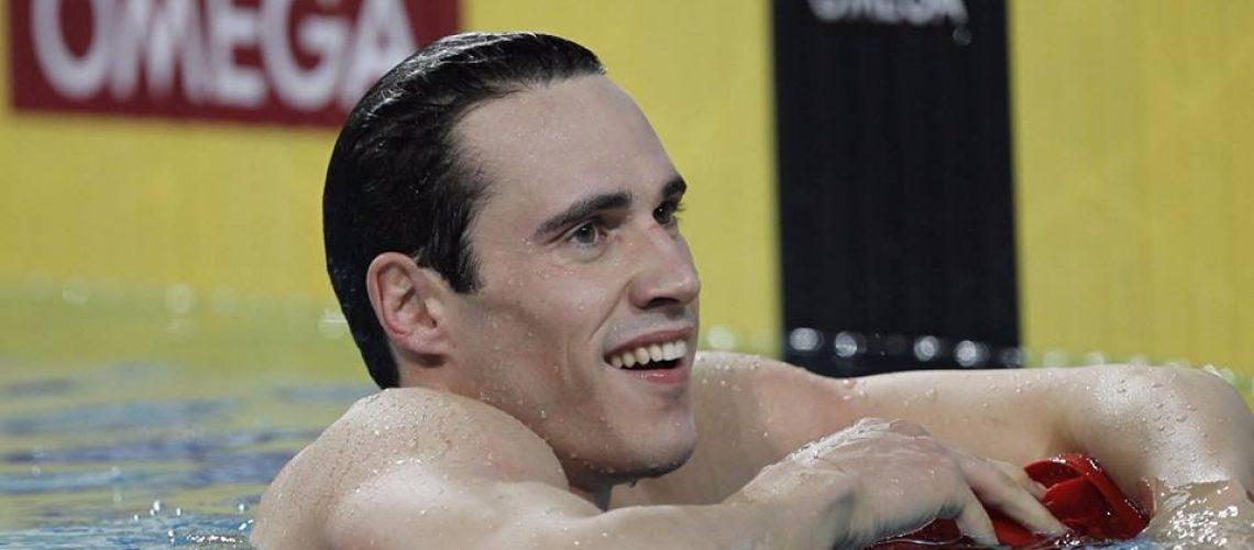 Fabio Scozzoli, campione e recordman europeo dei 50 m rana in vasca corta