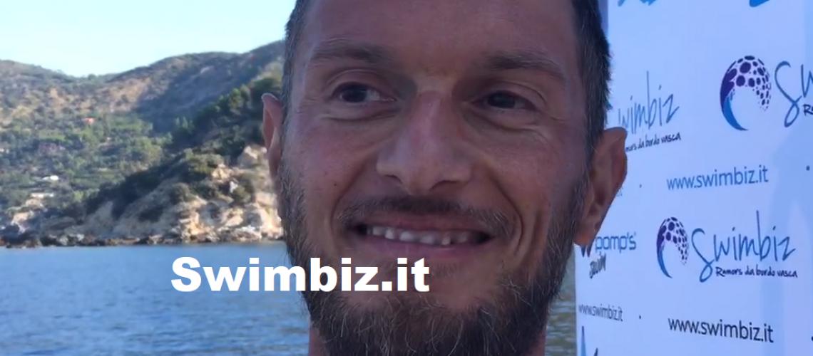 Simone Ercoli a Swimbiz