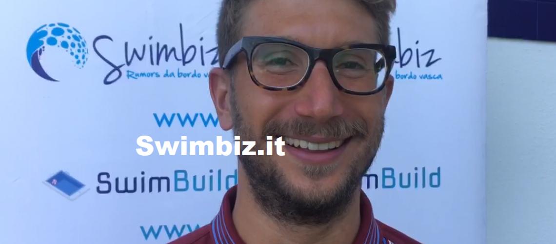 Simone Ruffini a Swimbiz