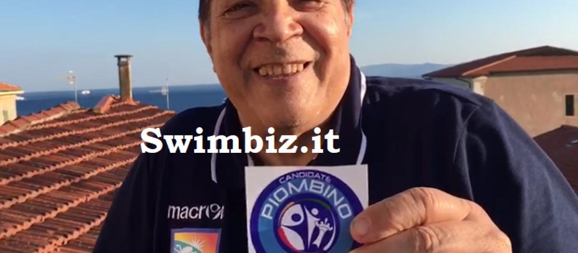 Stefano Makula a Swimbiz.it