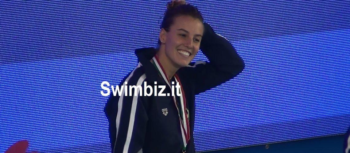 Tania Cagnotto sul suo ultimo podio in carriera