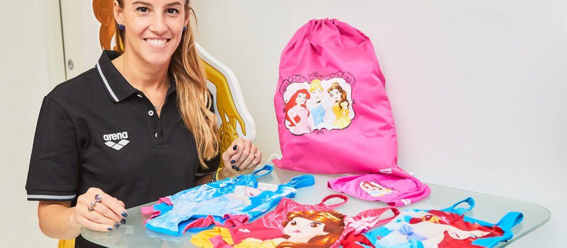 Tania Cagnotto per Arena Disney Princess