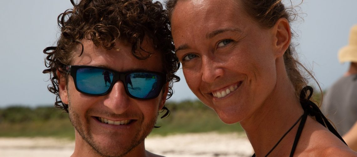 Alessia Zecchini e Vincenzo Ferri